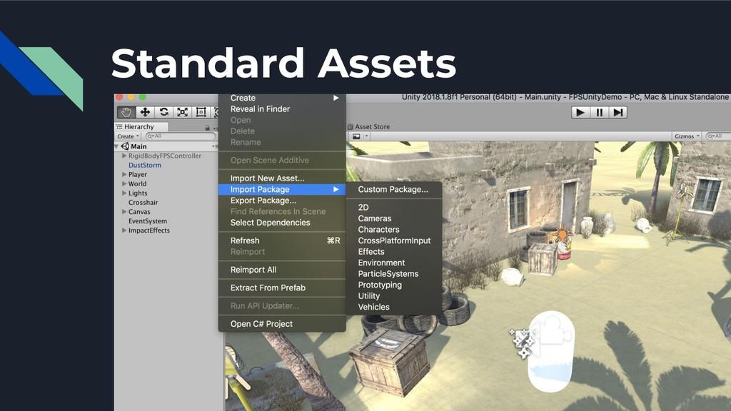 Standard Assets