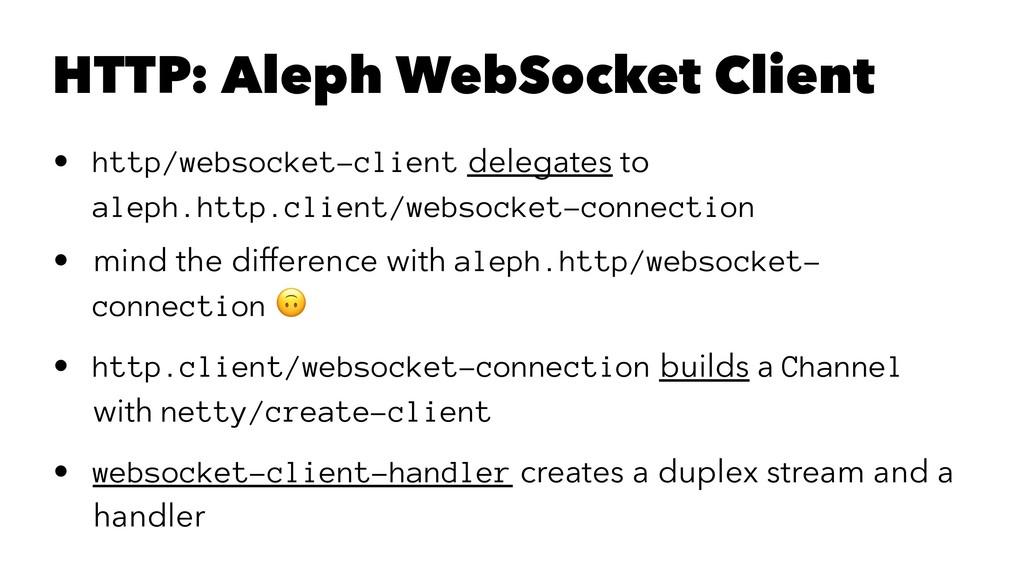 HTTP: Aleph WebSocket Client • http/websocket-c...