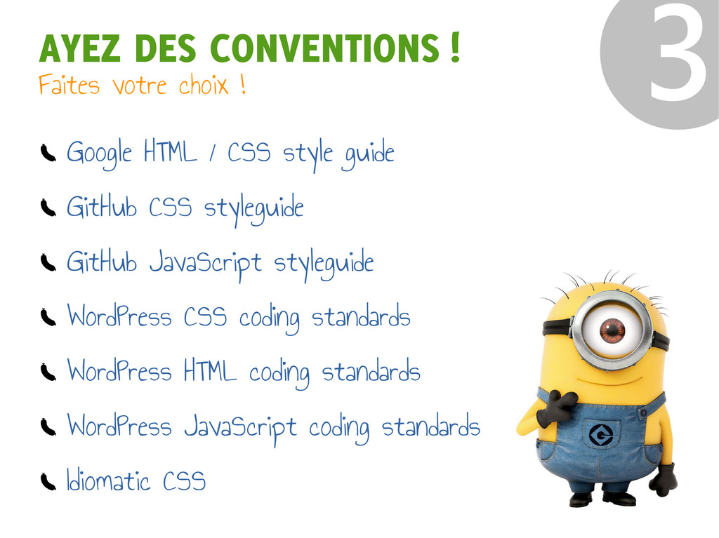 ❸ Google HTML / CSS style guide GitHub CSS styl...