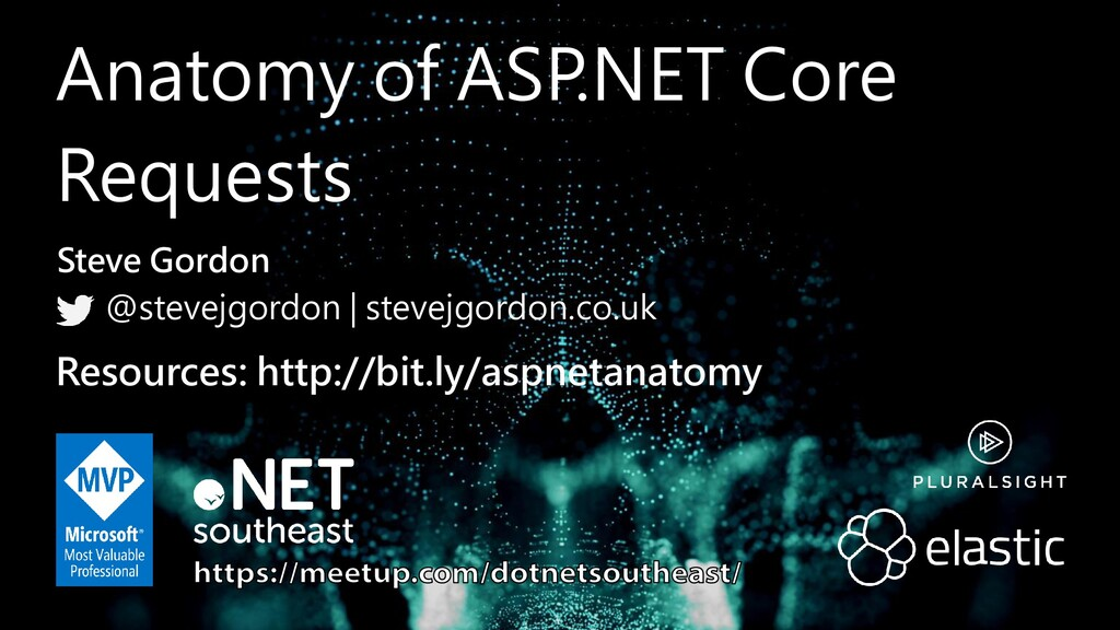 Anatomy of ASP.NET Core Requests Steve Gordon @...