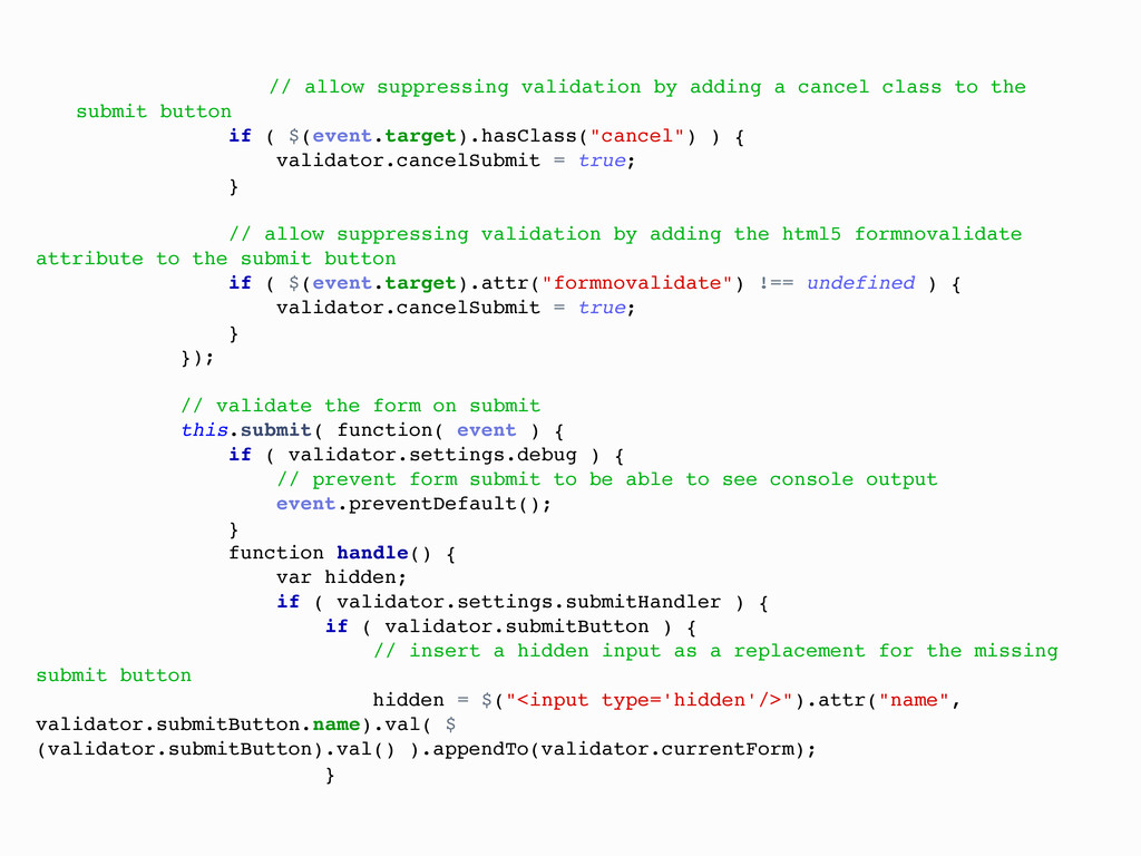 // allow suppressing validation by adding a can...