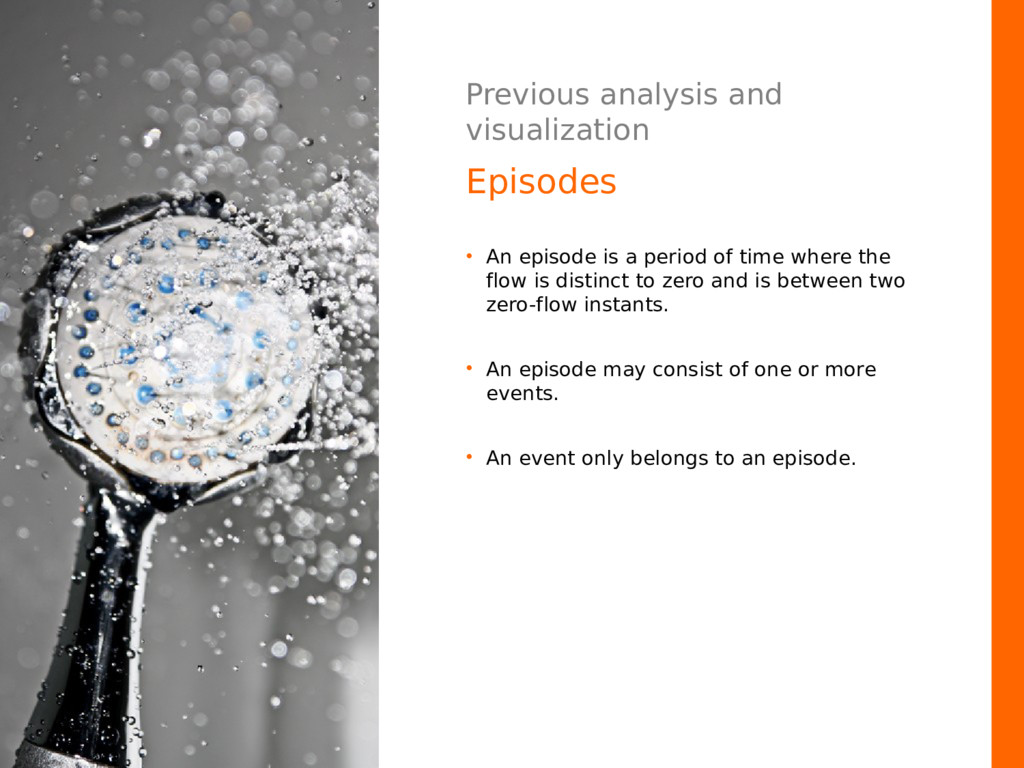 Previous analysis and visualization Episodes • ...