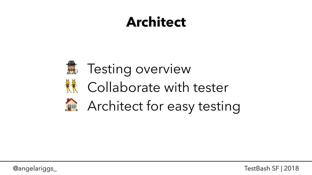 @angelariggs_ TestBash SF | 2018 C Testing over...