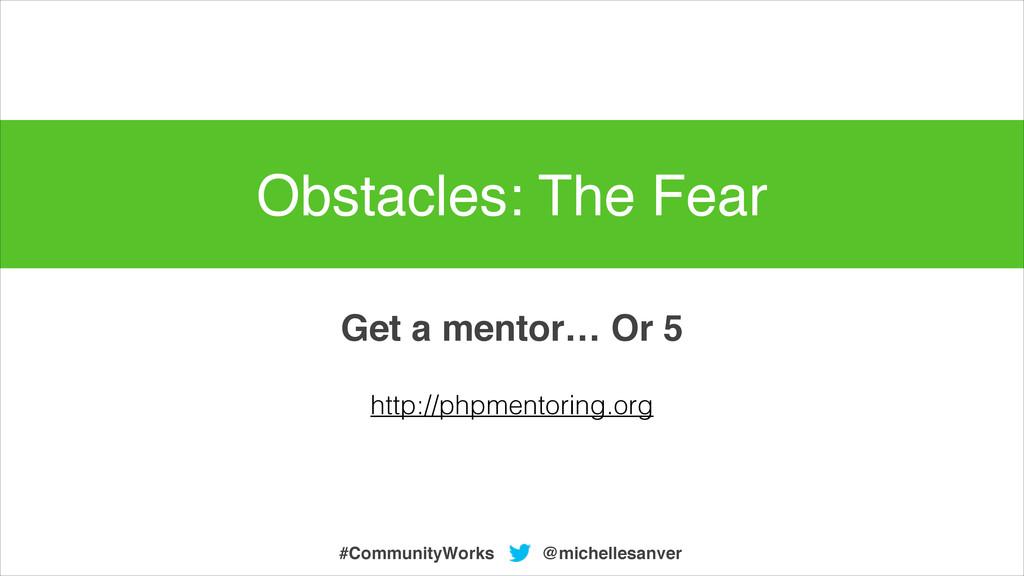 @michellesanver #CommunityWorks http://phpmento...