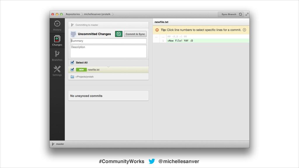BOO!! :D @michellesanver #CommunityWorks
