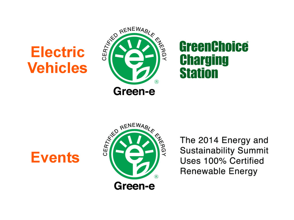 Events Electric Vehicles
