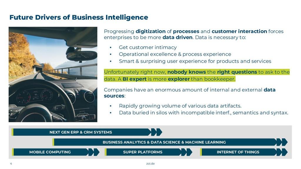 Future Drivers of Business Intelligence zoi.de ...