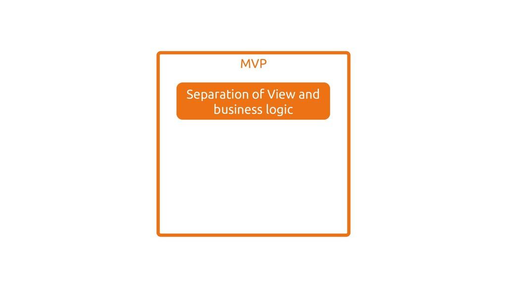 MVVM View access through an interface Separatio...