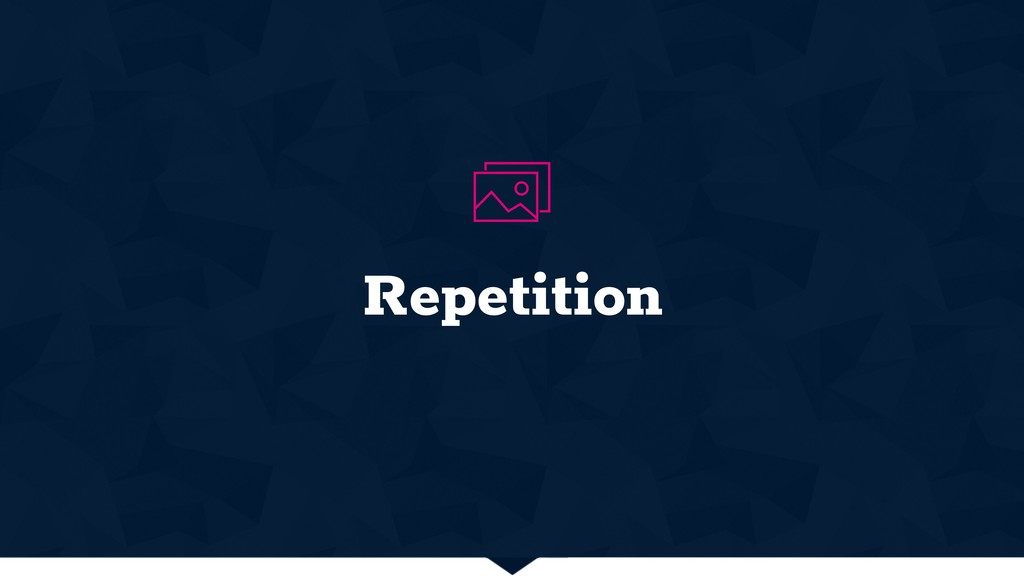 Repetition ^