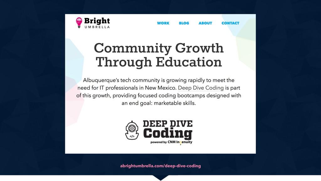 abrightumbrella.com/deep-dive-coding