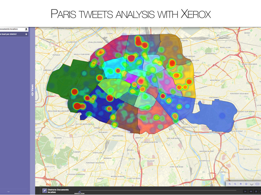 PARIS TWEETS ANALYSIS WITH XEROX