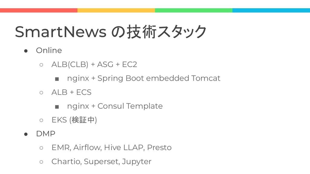 ● Online ○ ALB(CLB) + ASG + EC2 ■ nginx + Sprin...