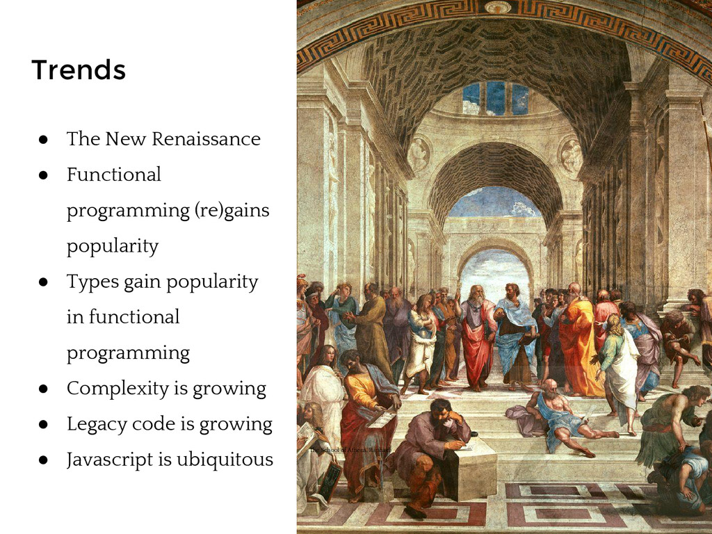 The School of Athens, Raphael Trends ● The New ...