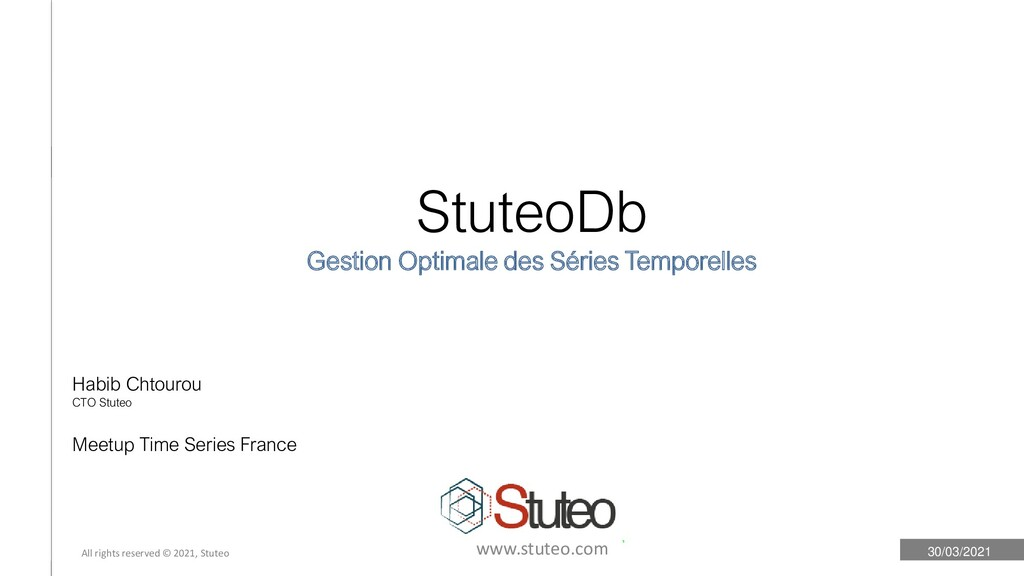 www.stuteo.com All rights reserved © 2021, Stut...