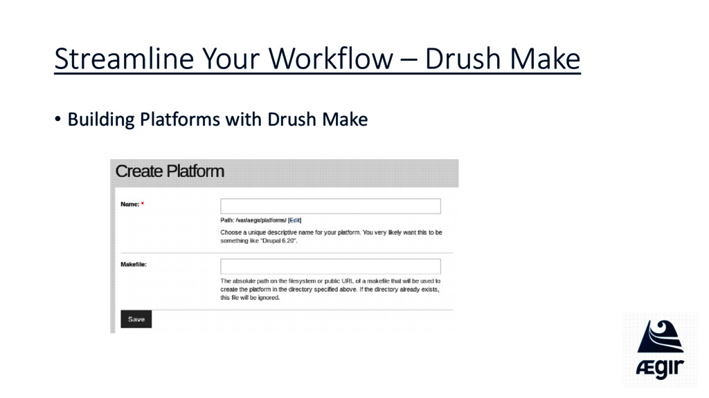 Streamline Your Workflow – Drush Make • Buildin...