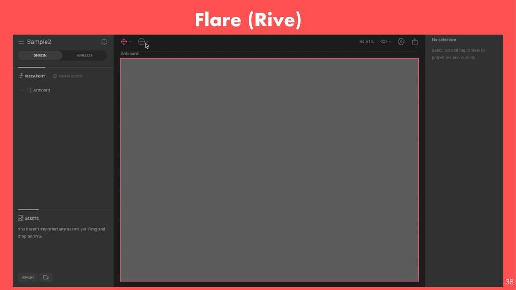 Flare (Rive)