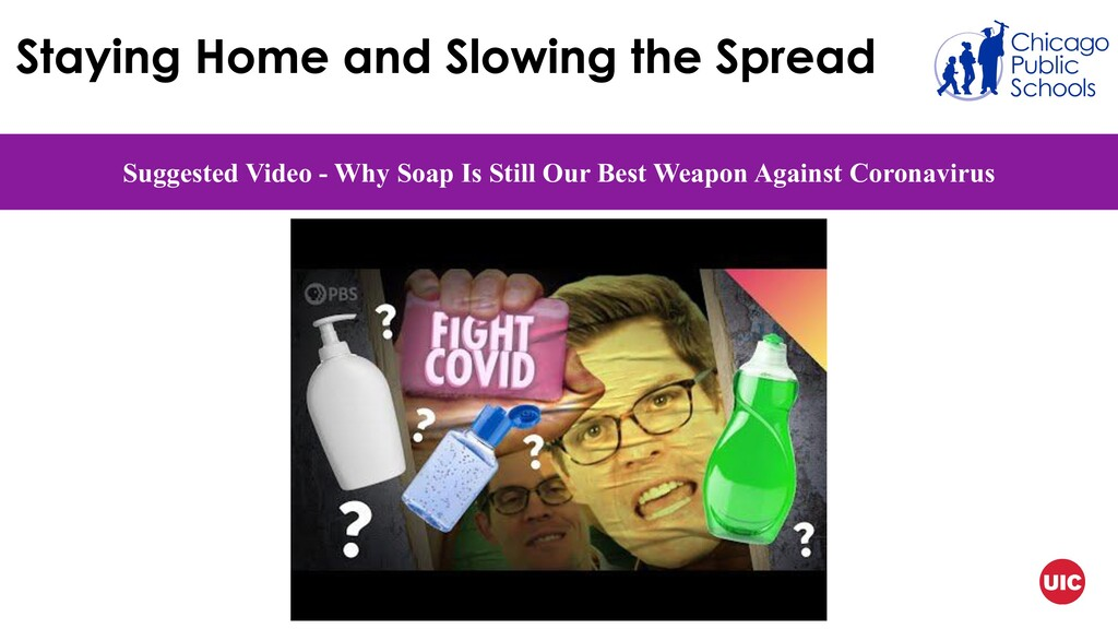 Suggested Video - Why Soap Is Still Our Best We...