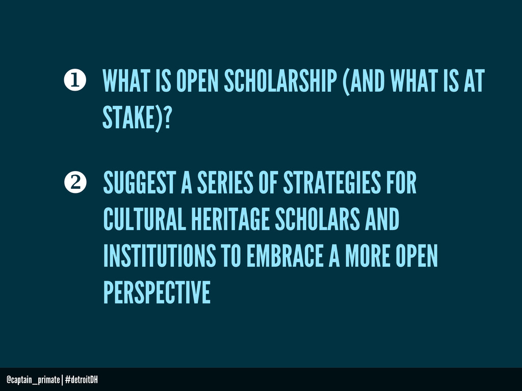  SUGGEST A SERIES OF STRATEGIES FOR CULTURAL H...