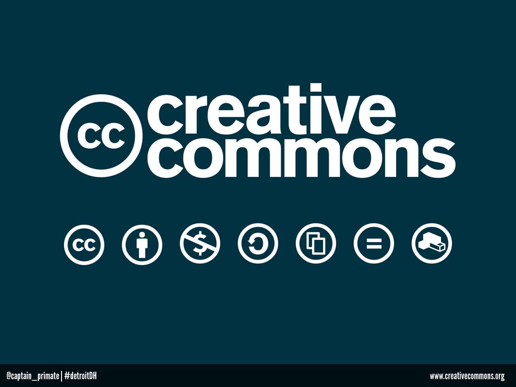 @captain_primate | #detroitDH www.creativecommo...