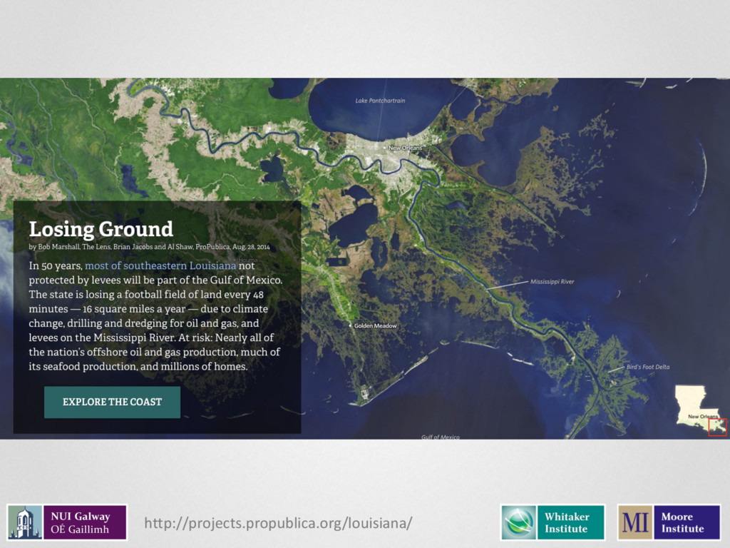 http://projects.propublica.org/louisiana/