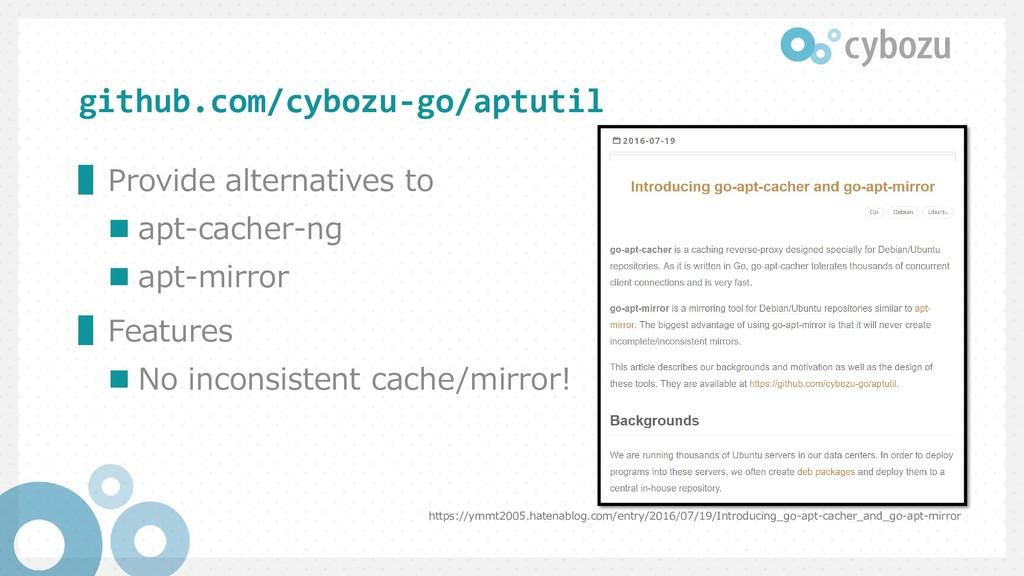 github.com/cybozu-go/aptutil ▌Provide alternati...