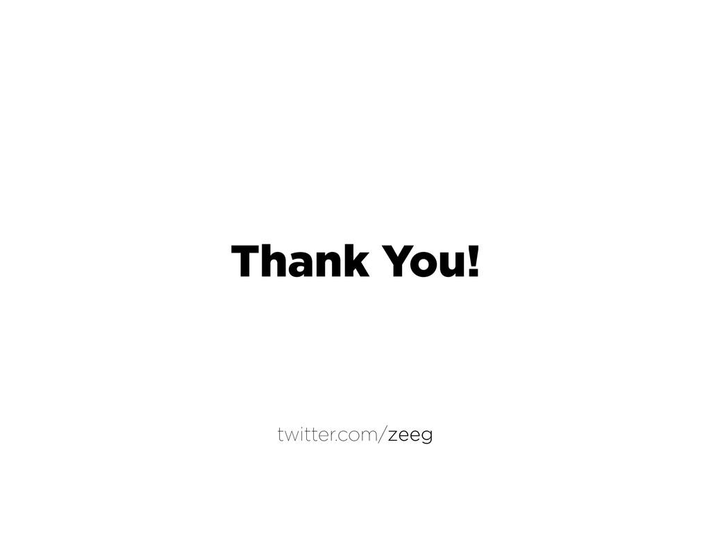 Thank You! ! twitter.com/zeeg