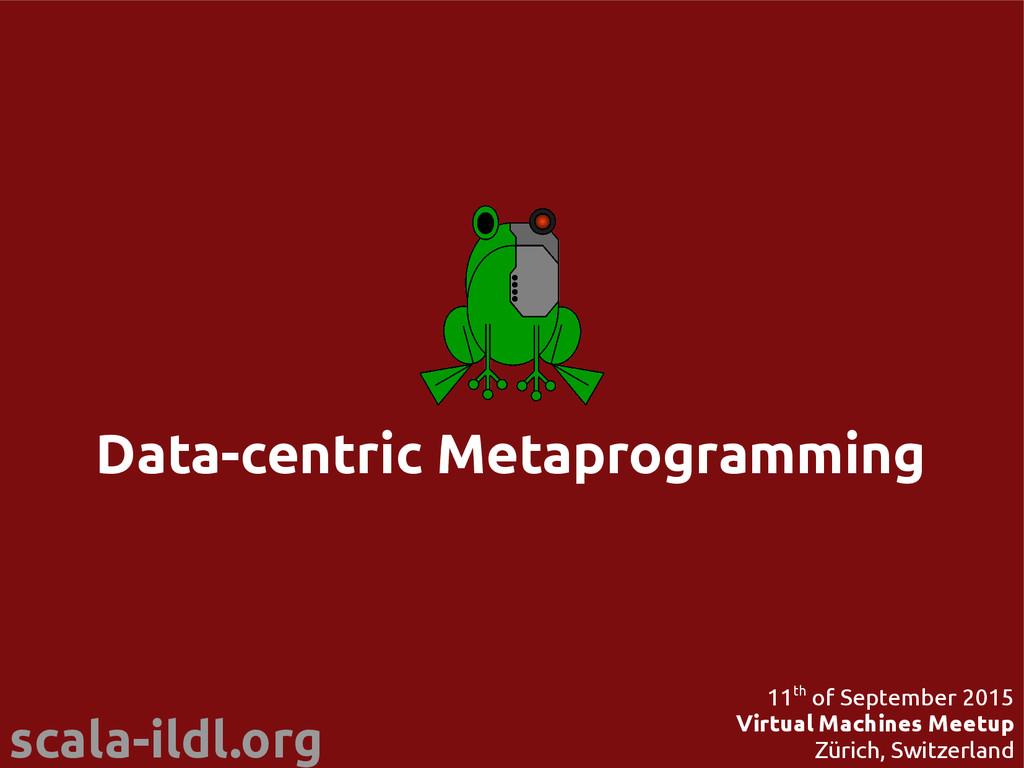scala-ildl.org 11th of September 2015 Virtual M...