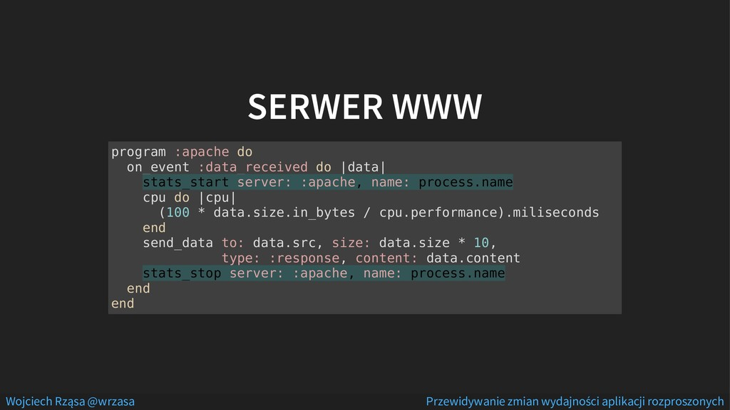 SERWER WWW program :apache do on_event :data_re...