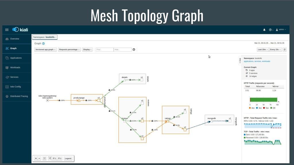 Mesh Topology Graph