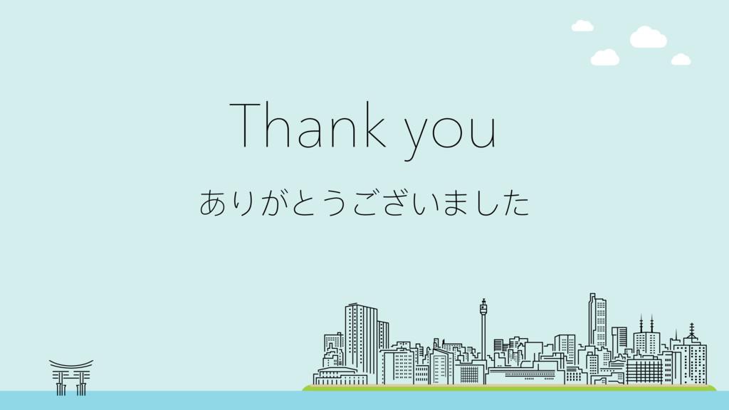 Thank you ͘Π͢;͚ͪͬ͜Δͭ͵