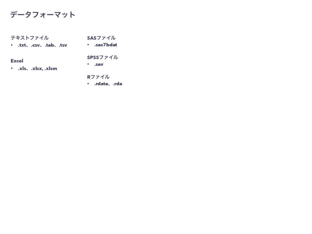 σʔλϑΥʔϚοτ • .xlsɺ.xlsx, .xlsm Excel • .txtɺ.csv...