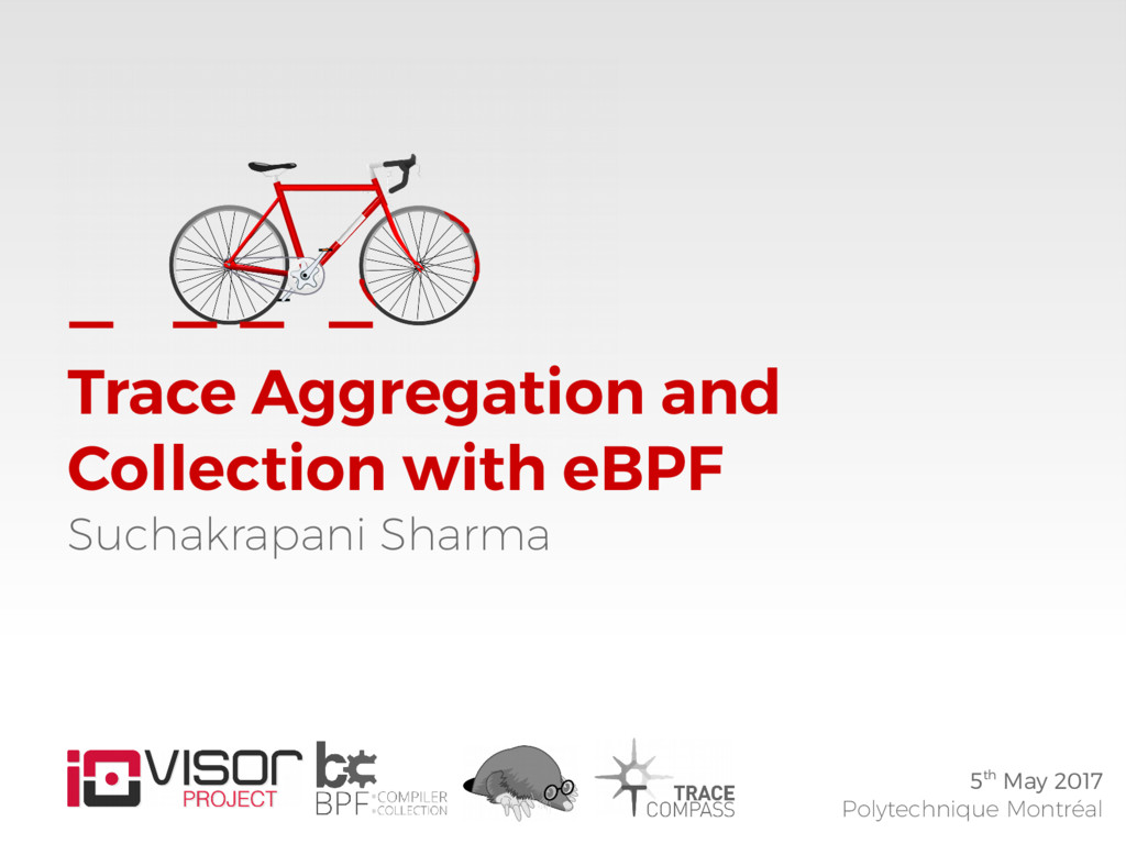 Trace Aggregation and Collection with eBPF Such...