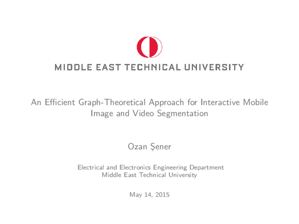 An Efficient Graph-Theoretical Approach for Inter...