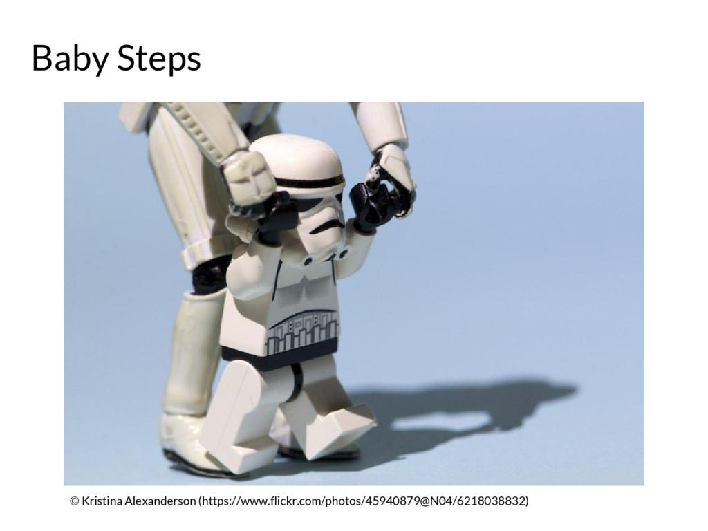 Baby Steps © Kristina Alexanderson (https://www...