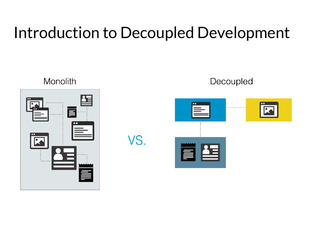 Introduction to Decoupled Development