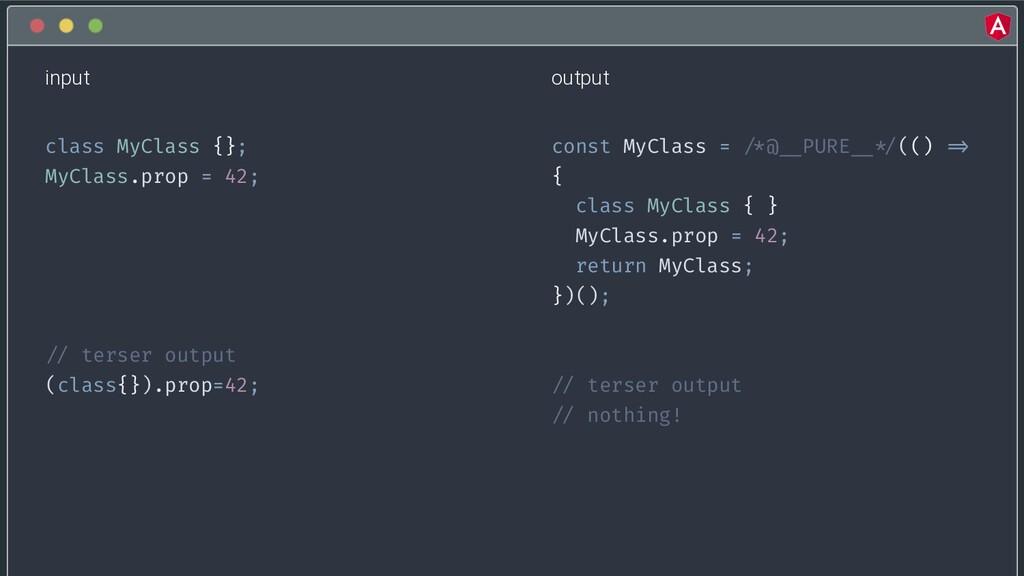 @filipematossilv class MyClass {}; MyClass.prop...