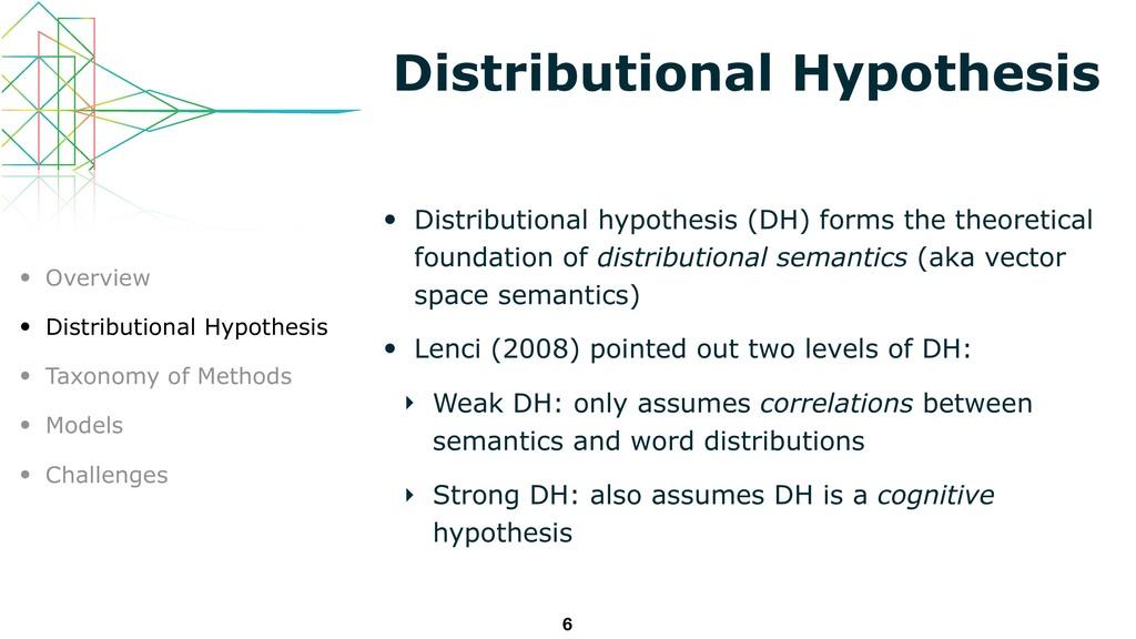 Distributional Hypothesis • Distributional hypo...