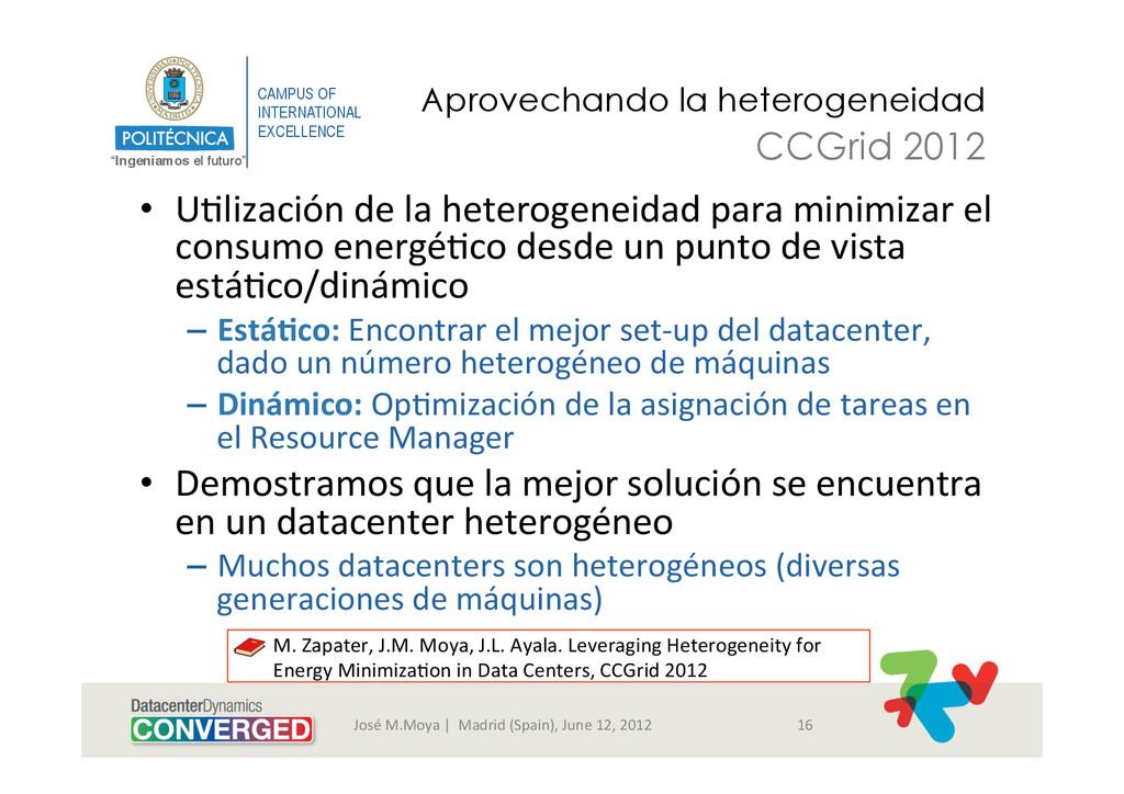 """Ingeniamos el futuro""! CAMPUS OF INTERNATIONAL..."