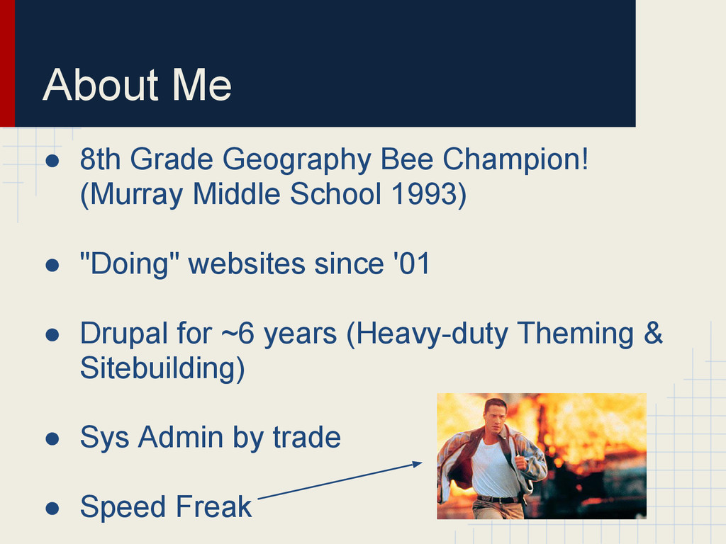 About Me ● 8th Grade Geography Bee Champion! (M...