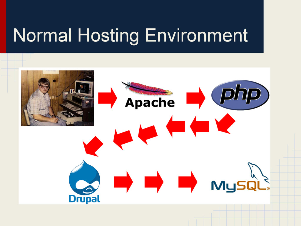 Normal Hosting Environment