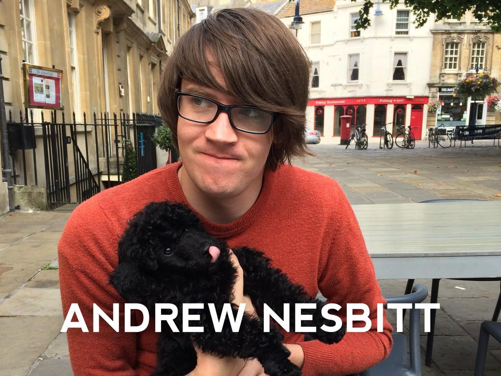 ANDREW NESBITT