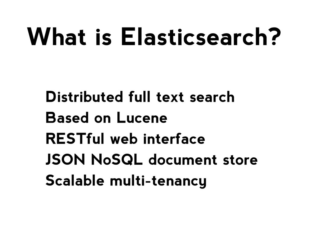 Distributed full text search Based on Lucene RE...