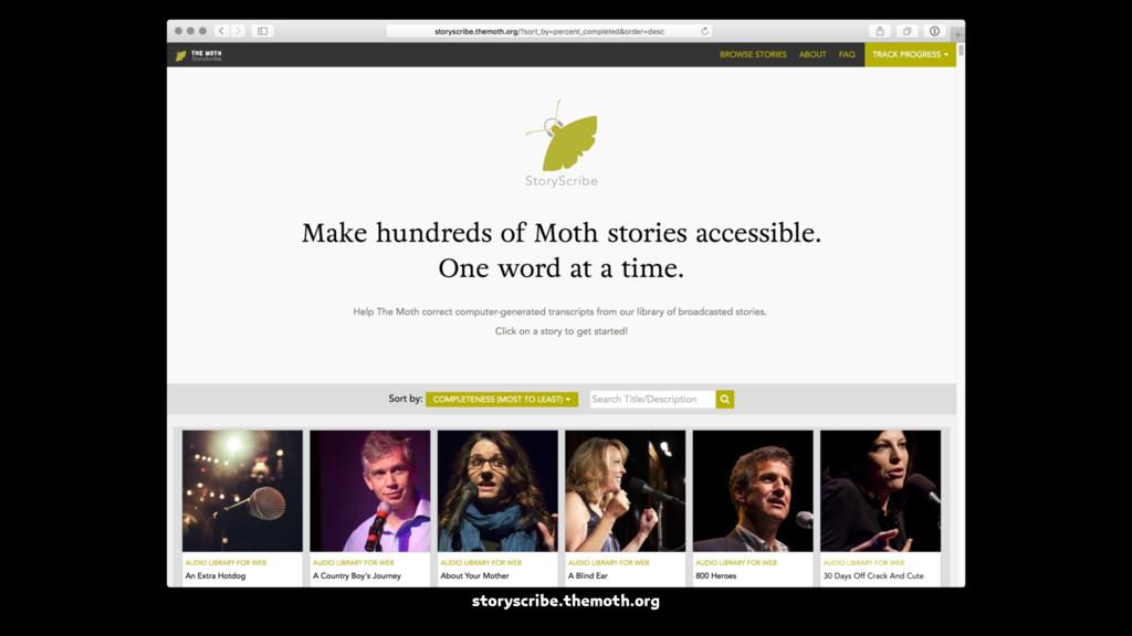 storyscribe.themoth.org
