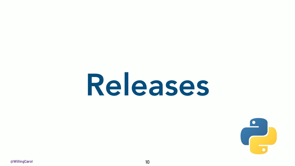 @WillingCarol Releases 10