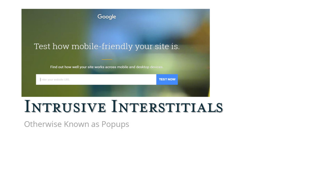 Intrusive Interstitials Otherwise Known as Popu...