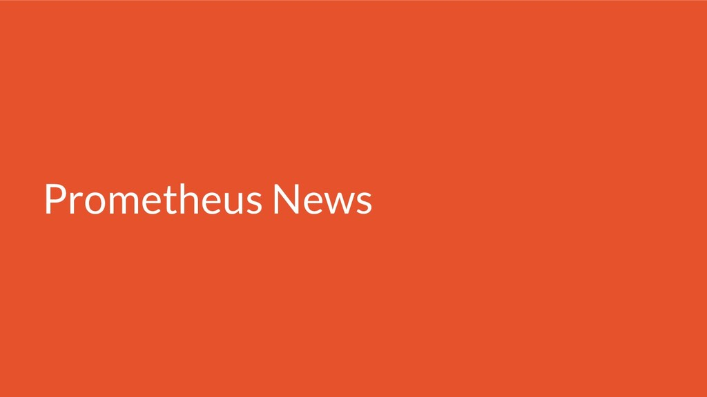 Prometheus News