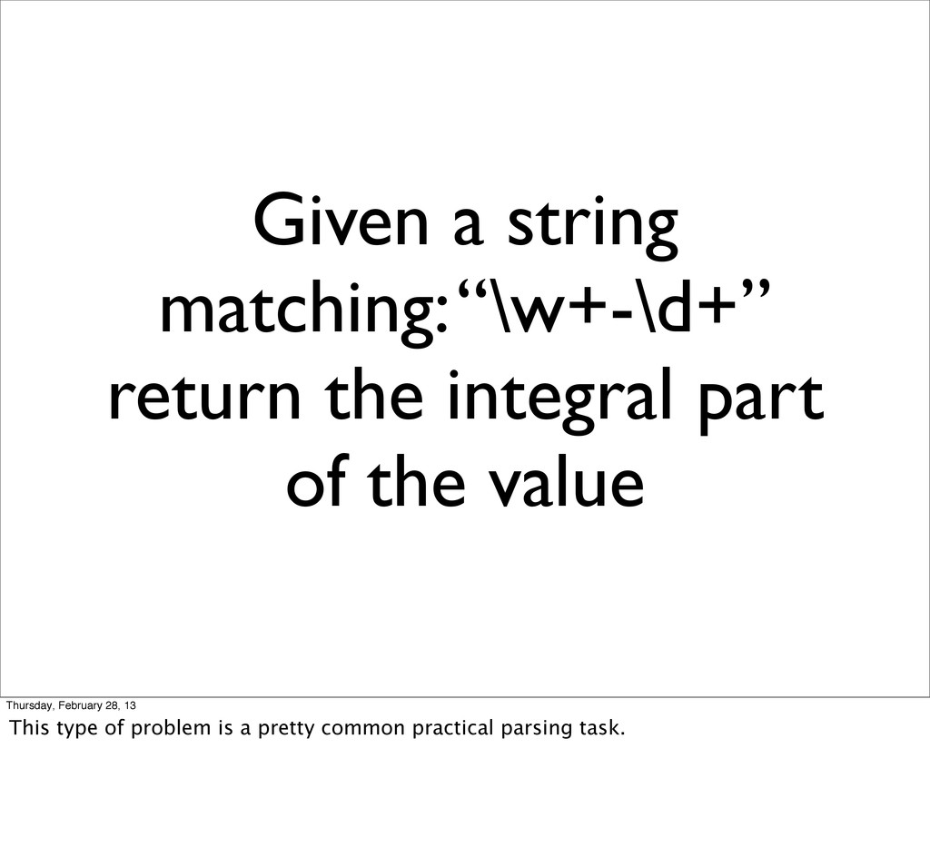 Given a string matching: ""\w+-d+"" return the i...1024|944|?|c706de861d8e38fc2891baadef14b2b3|False|UNLIKELY|0.37044018507003784