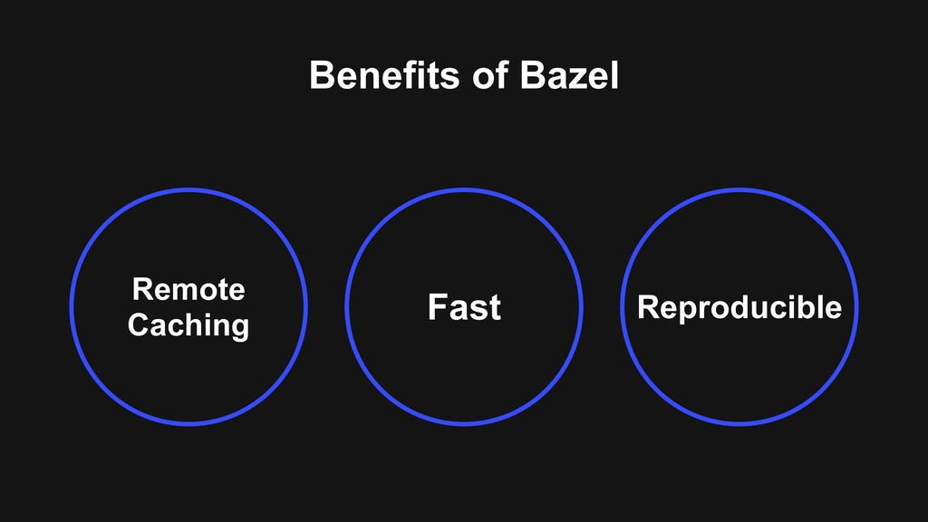 Benefits of Bazel Remote Caching Reproducible F...