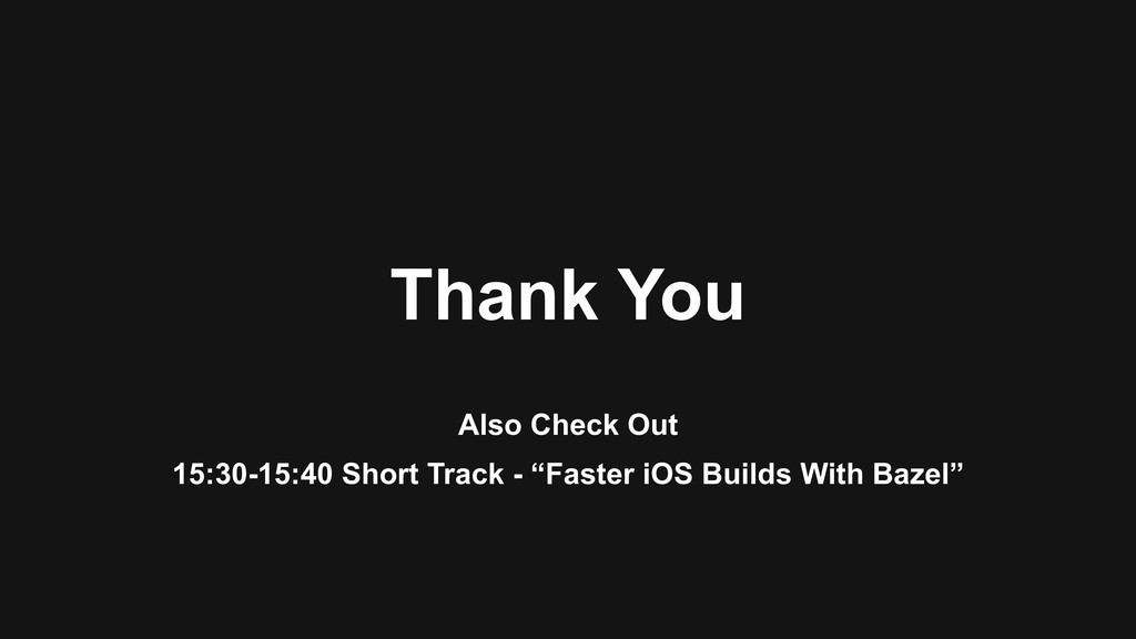 Thank You Also Check Out 15:30-15:40 Short Trac...
