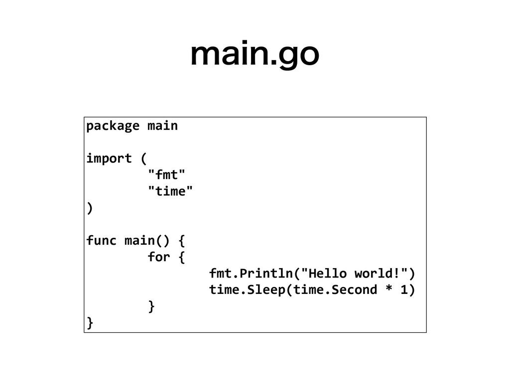 """NBJOHP package main import ( """"fmt"""" """"time"""" ) fu..."""
